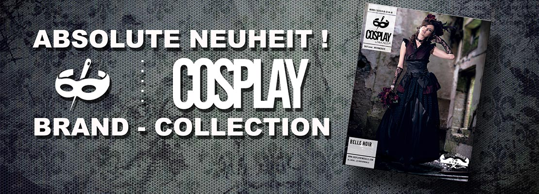 Absolute Neuheit: Cosplay Brand Collection