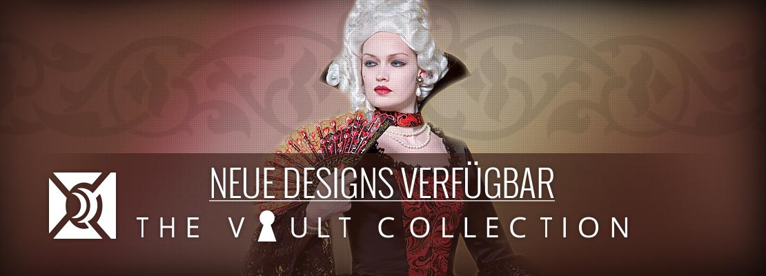 Neu in Europa: Cosplay Vault Collection